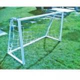 Minyatür Futbol Kalesi Metal Seyyar (Çift) 100*160cm