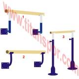 Jimnastik Barı ( Bale Barı ) - (Koreografi Barı) 1,5 Metre 2 Ayaklı