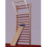 Jimnastik Duvar Merdiveni Parmaklık Barfiks ve Mekik Aparatlı