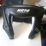 Kick Boks Kaskı Siyah NR14