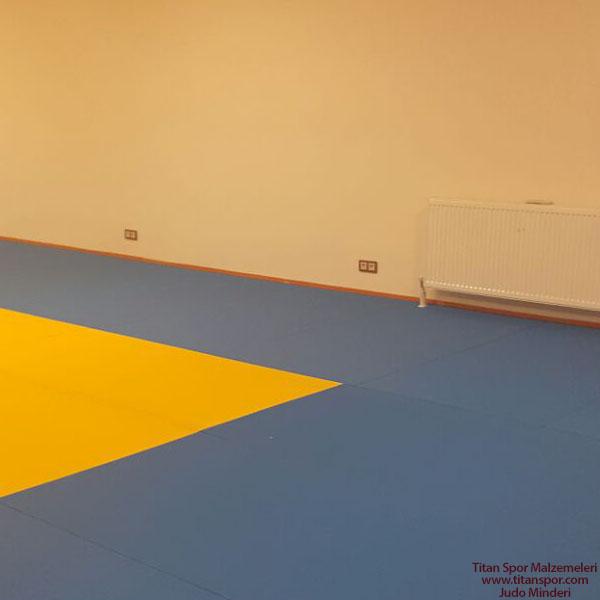 Judo Minderi - Yer Kaplama - Yer Minderi